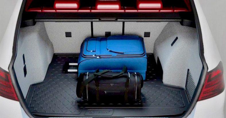 Korito prtljažnika zaščiti prtljažni prostor pri avtomobilu