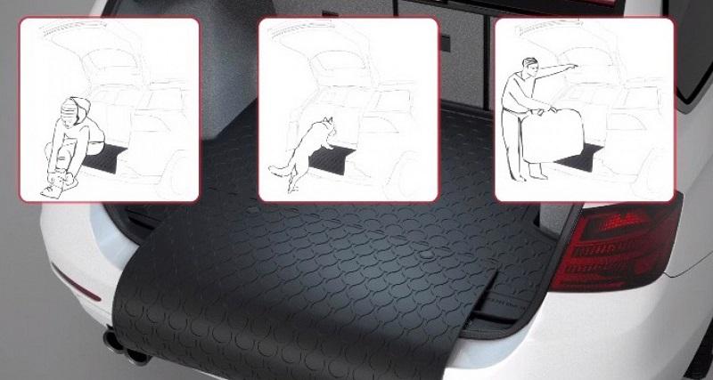Zakaj se odločiti za korito prtljažnika?