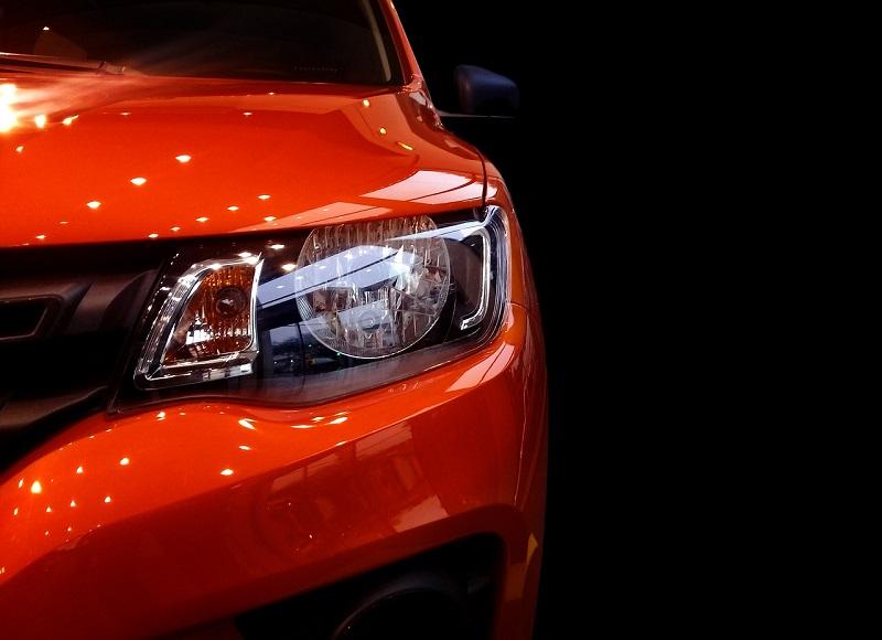 LED luči za avto so narejene tako, da delujejo stabilno pri zelo nizkem električnem toku