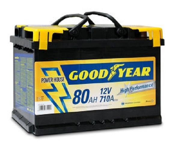 Akumulator za avto Goodyear