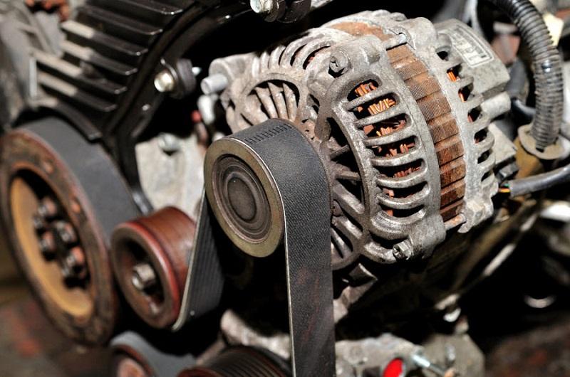 Avtomobilski alternator